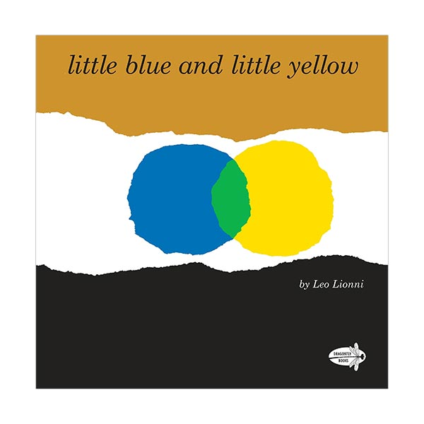 Little Blue and Little Yellow (Paperback)
