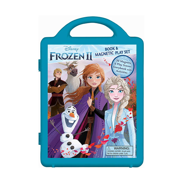Disney Frozen 2 : Magnetic Play Set