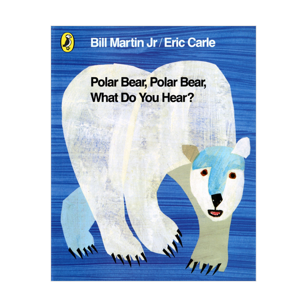 Polar Bear, Polar Bear, What Do You Hear? (Paperback,영국판)