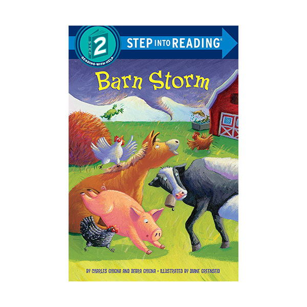 Step Into Reading Step 2 : Barn Storm (Paperback)