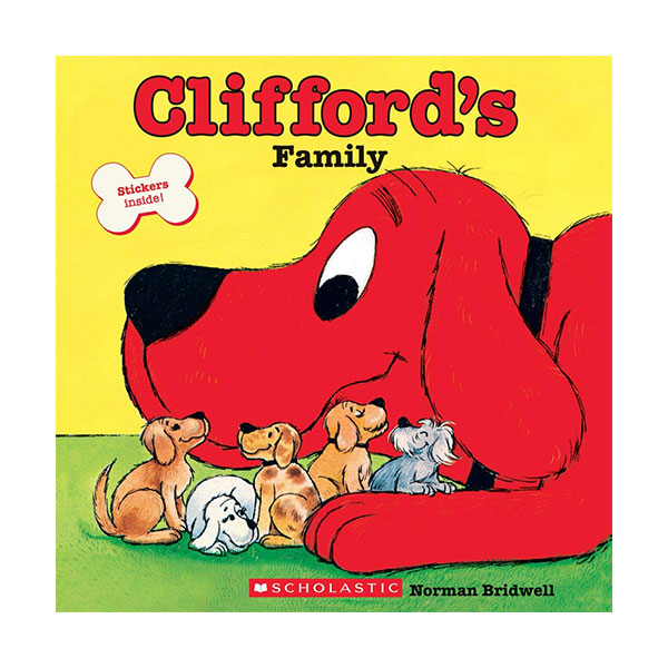Clifford's Family (Paperback)