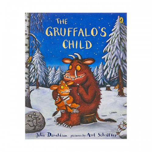 The Gruffalo's Child (Paperback)
