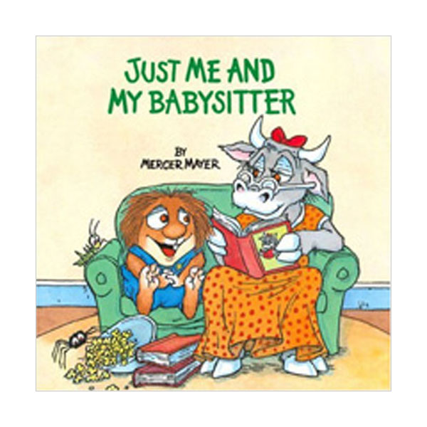Little Critter : Just Me and My Babysitter (Paperback)