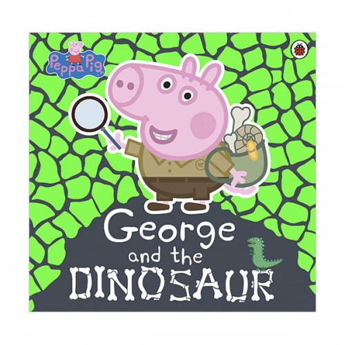 ★키즈코믹콘★Peppa Pig : George and the Dinosaur (Paperback, 영국판)