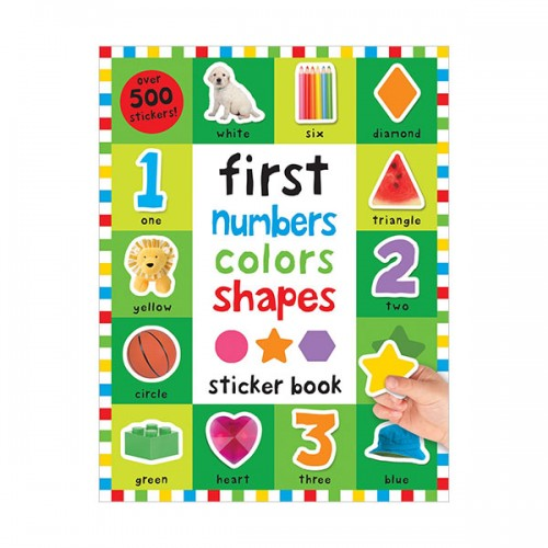 First 100 : First Numbers, Colors, Shapes (Paperback)