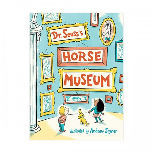 Dr. Seuss's Horse Museum (Hardcover)