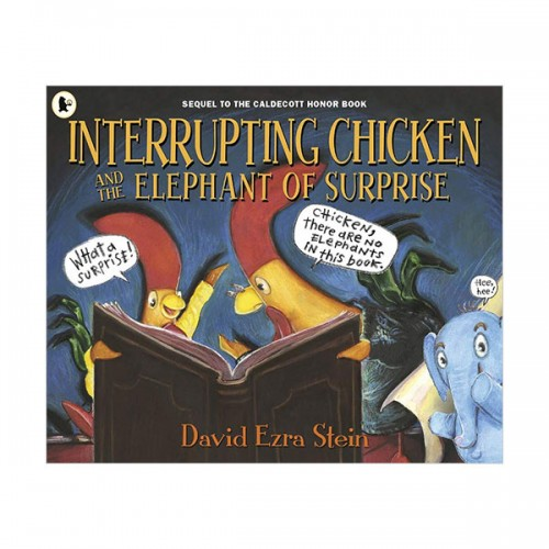 Interrupting Chicken and the Elephant of Surprise (Paperback, 영국판)