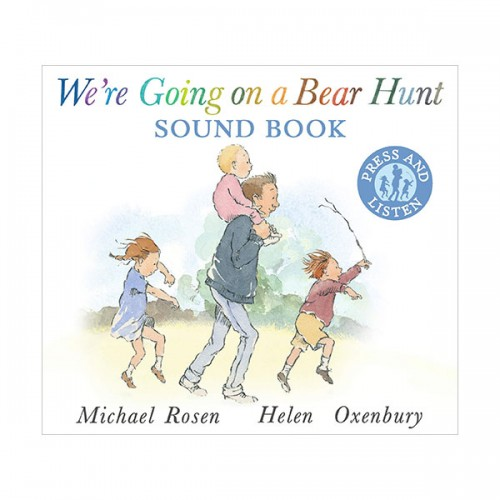We're Going on a Bear Hunt (Board book, 영국판)
