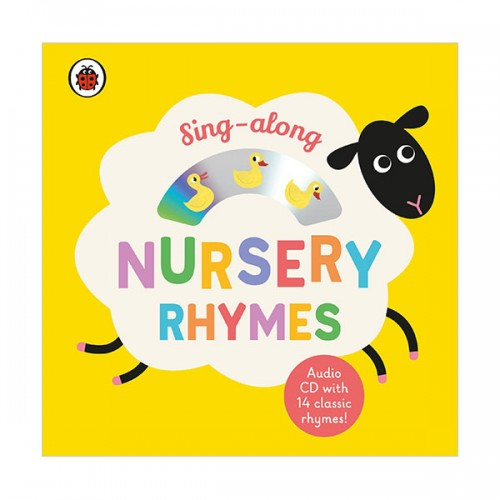 Sing-along Nursery Rhymes (Book & CD, 영국판)