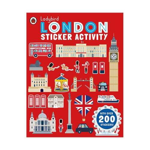 Ladybird Sticker Activity : London (Paperback, 영국판)