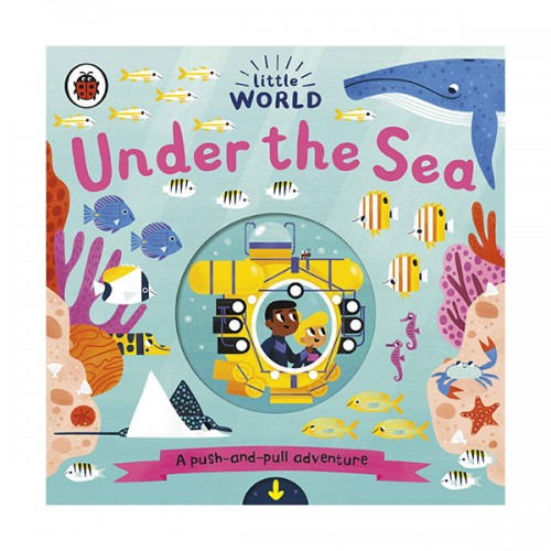 Little World : Under the Sea (Board book, 영국판)