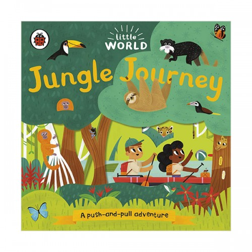 Little World : Jungle Journey (Board book, 영국판)