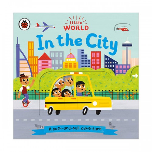 Little World : In the City (Board book, 영국판)