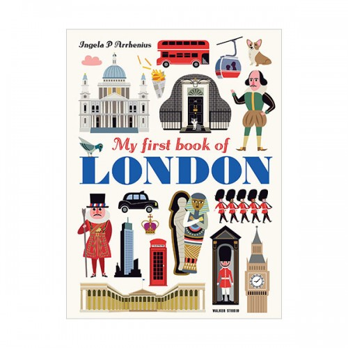 My First Book of London (Hardcover, 영국판)