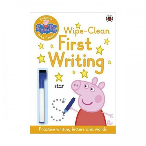 ★사은품증정★Practise with Peppa : Wipe-Clean First Writing (Paperback, 영국판)