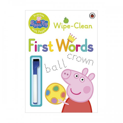 ★사은품증정★Practise with Peppa : Wipe-Clean First Words (Paperback, 영국판)