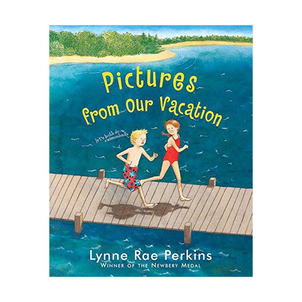 Pictures from our Vacation (Hardcover)