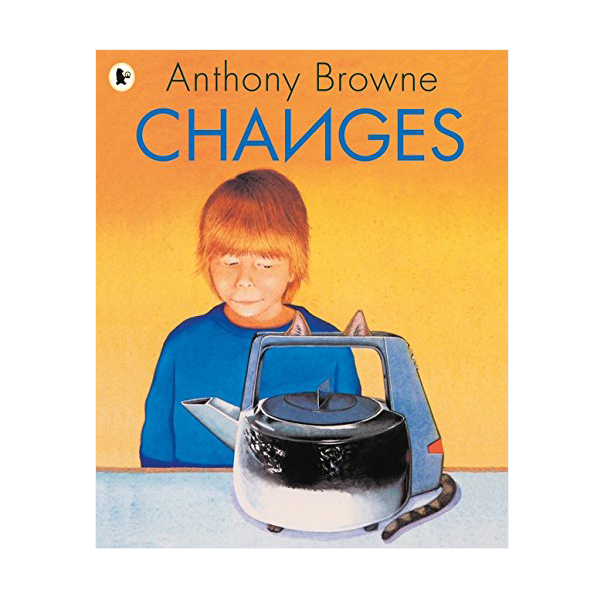 Anthony Browne : Changes (Paperback)