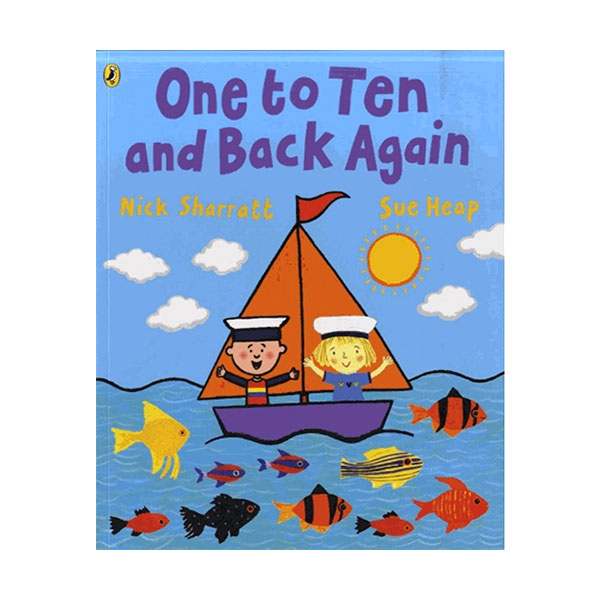 One to Ten and Back Again (Paperback, 영국판)