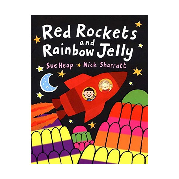 Red Rockets and Rainbow Jelly (Paperback, 영국판)