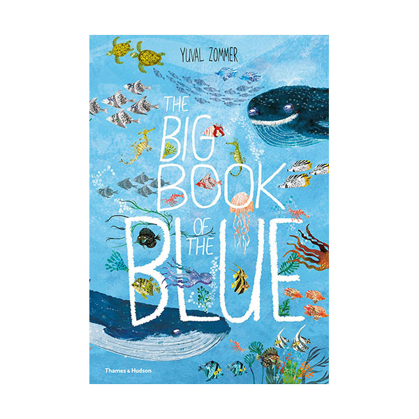 The Big Book of the Blue (Hardcover, 영국판)