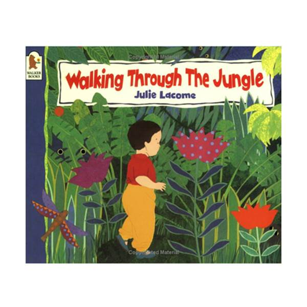 Walking Through the Jungle (Paperback, 영국판)