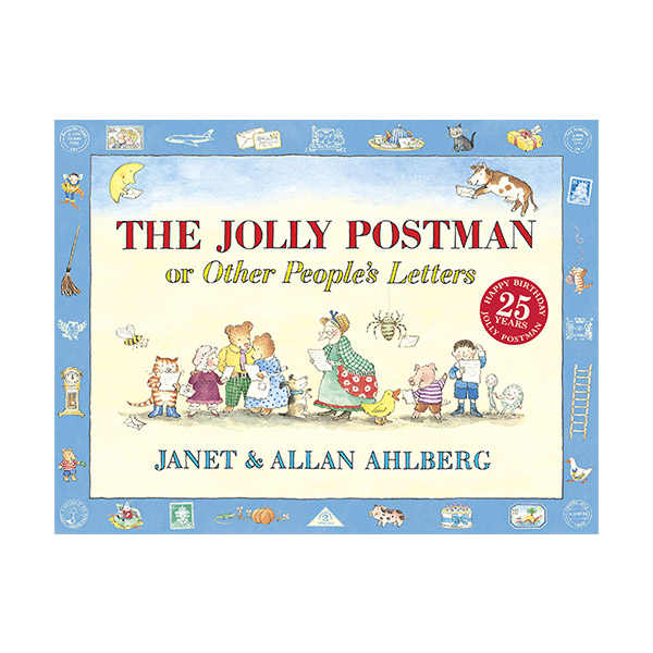 The Jolly Postman Or Other Peoples Letters (Hardcover/영국판)