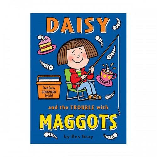 Daisy : Daisy and the Trouble with Maggots (Paperback, 영국판)