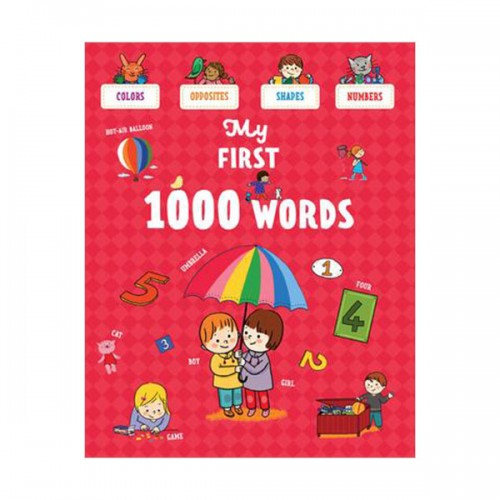 Clever Big Encyclopedia : First 1000 Words (Hardcover)