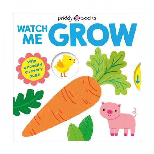 ★지구의날★ My Little World : Watch Me Grow (Board book)