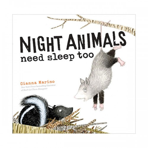 Night Animals Need Sleep Too (Hardcover)
