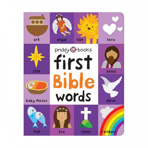 First 100 Bible Words (Board book)