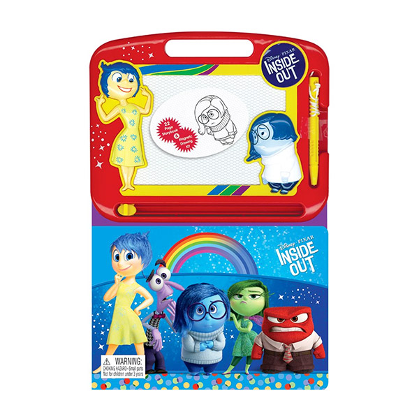 Learning Series : Disney/Pixar Inside Out (Board Book)