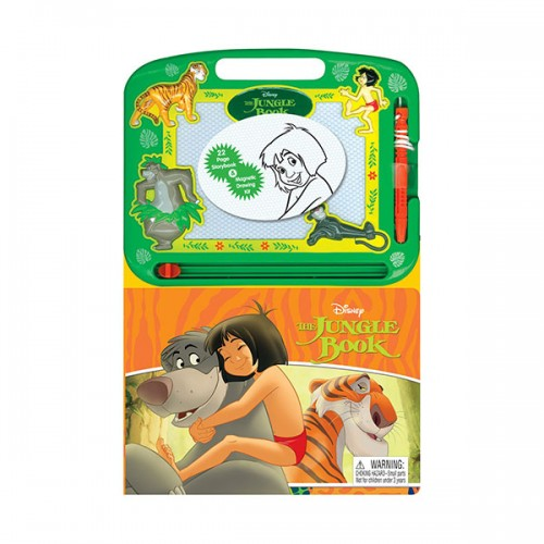 Learning Series : Disney The Jungle Book (Board Book)
