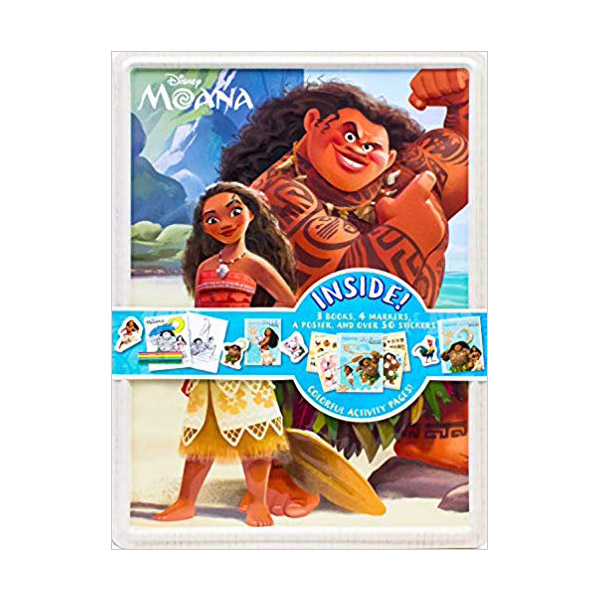 Happy Tin : Disney Moana (Happy Tin)