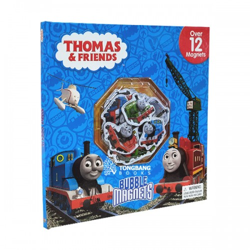 Thomas & Friends Bubble Magnets (Hardcover)