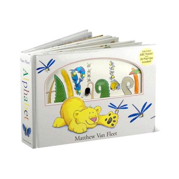 Alphabet : Van Fleet (Hardcover)