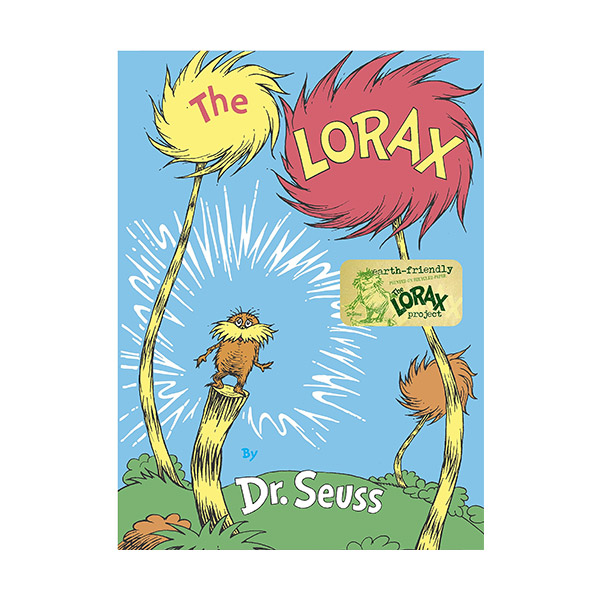 Dr. Seuss : The Lorax (Hardcover)