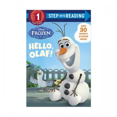 Step into Reading Step 1 : Disney Frozen : Hello, Olaf! (Paperback)