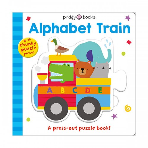 Alphabet Train (Board book)