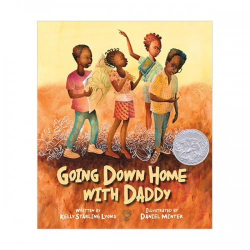 [2020 칼데콧] Going Down Home with Daddy (Hardcover)