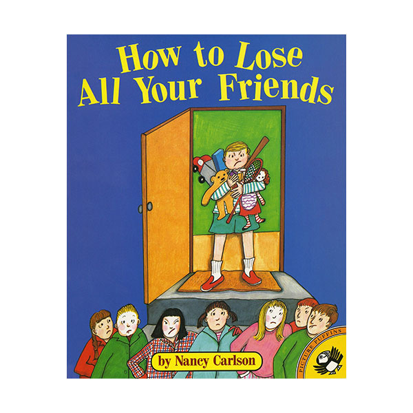 Picture Puffins : How to Lose All Your Friends (Paperback)