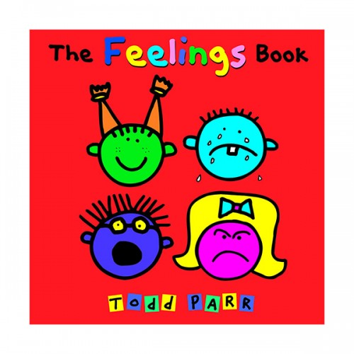 The Feelings Book (Paperback)