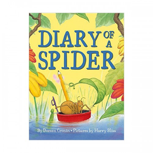 Diary of a Spider (Paperback, 영국판)