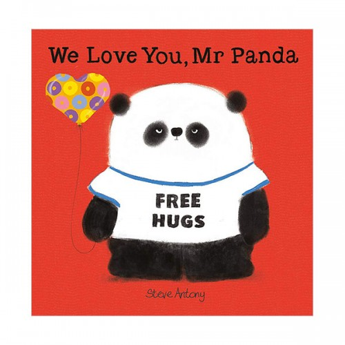 We Love You, Mr Panda (Paperback, 영국판)