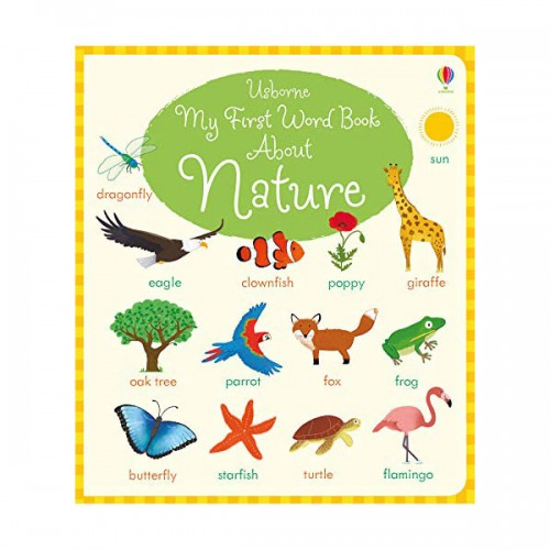 My First Word Book About Nature (Board book, 영국판)