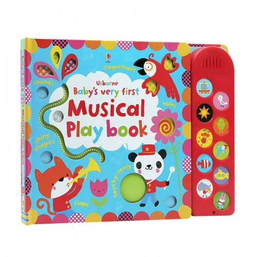 Baby's Very First Touchy Feely Music Play (Board book, Sound book, 영국판)