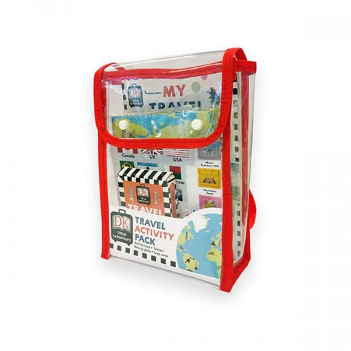 Travel Activity Pack : Fun-filled Backpack Bursting with Games and Activities (Paperback, 영국판)
