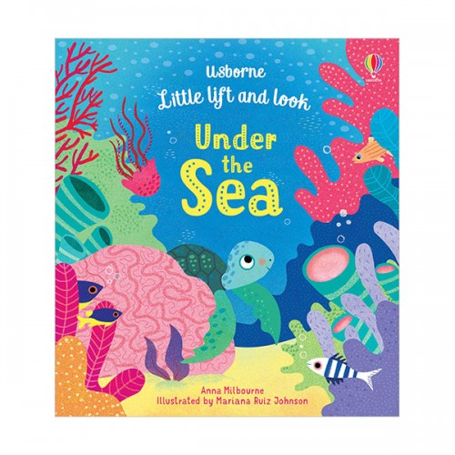 Little Lift and Look Under the Sea (Board book, 영국판)
