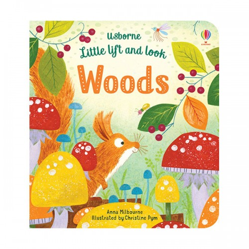 Little Lift and Look Woods (Board book, 영국판)